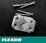 Механический соединитель для конвейерных лент R2 Flexco® Rivet Hinged, фото 3
