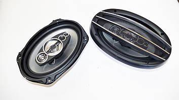 Автоакустика Пионер,Pioneer, Автомобильные колонки динамики SP-A6994 Овалы 600 Вт