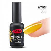 Гель-лак PNB 8 мл Illusion 006