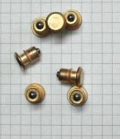 Шипы для покрышек двухфланцовые Ugigrip 81028112