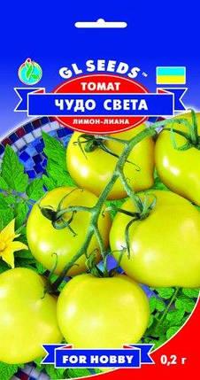 Томат Чудо света, пакет 0.2 г - Семена томатов, фото 2