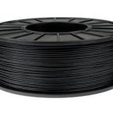 Пластик в котушці ABS Flex 1,75 Чорний, 0.75, MonoFilament