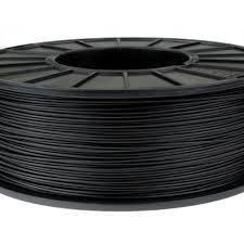 Пластик в котушці ABS Flex 1,75 Чорний, 0.75, MonoFilament, фото 2