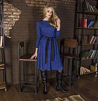 Платье женское электрик, арт.1031, фото 1