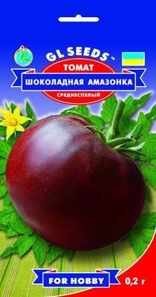 Томат Шоколадная амазонка, пакет 0.2 г - Семена томатов, фото 2