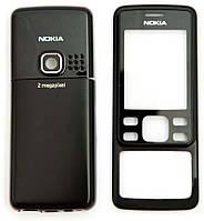Корпус для смартфона Nokia 6300 черный