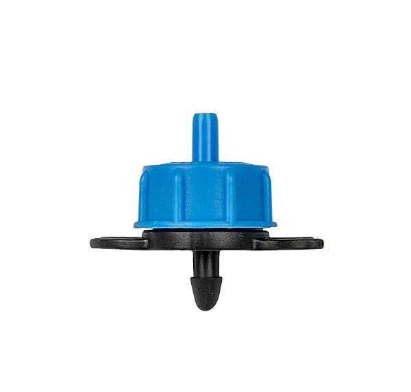 Капельница с турбулентным потоком, 2 л/ч, выход 4 мм, DSE-TOD02