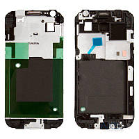 Рамка кріплення дисплея для смартфону Samsung G361F / G361H Galaxy Core Prime VE LTE, чорна
