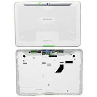 Корпус для планшета Samsung P7500 Galaxy Tab, белый (версия 3G)