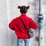 Женский анорак с полосками, фото 3