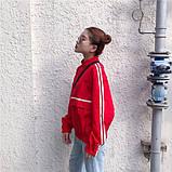 Женский анорак с полосками, фото 5