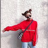Женский анорак с полосками, фото 6