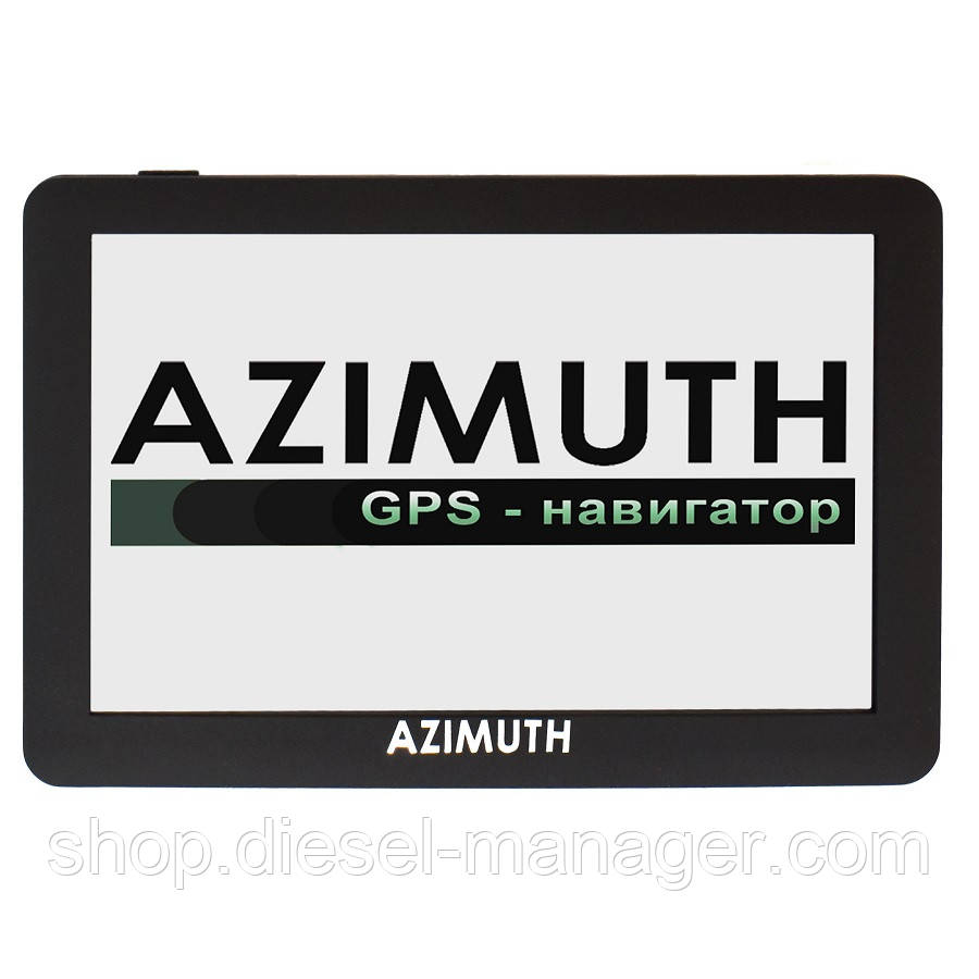 Автомобильный GPS навигатор Azimuth B52