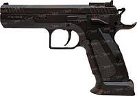 Пистолет пневматический KWC KMB-88AHN (Tanfoglio Limited) Blowback. Корпус - металл