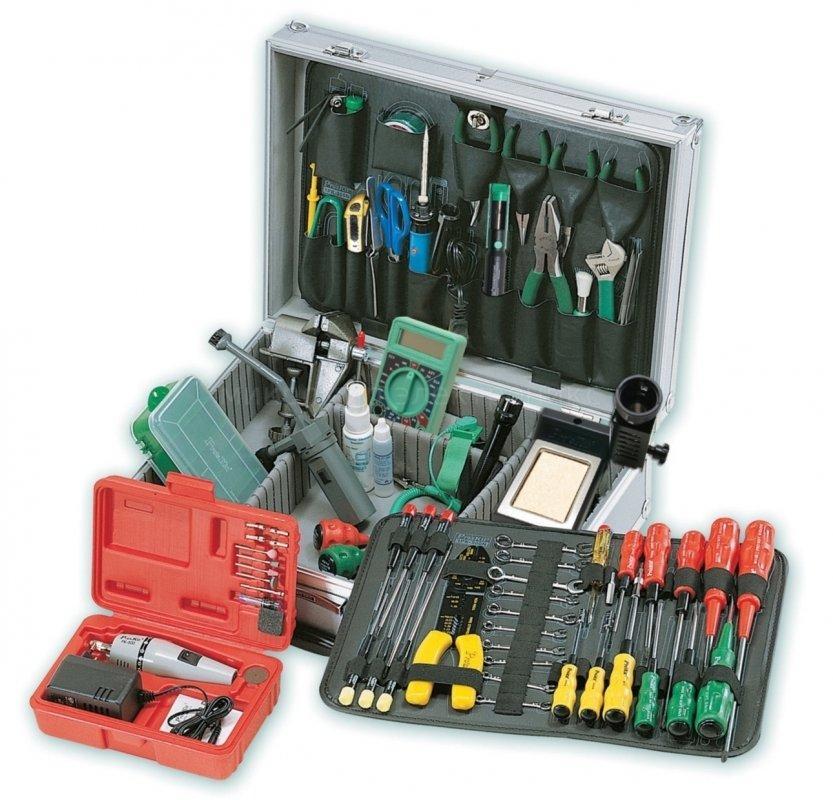 Набор инструментов для электроники Pro'sKit 1PK-1900NB
