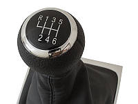 Ручка КПП VW Passat B6 B7 CC пассат 5 ст