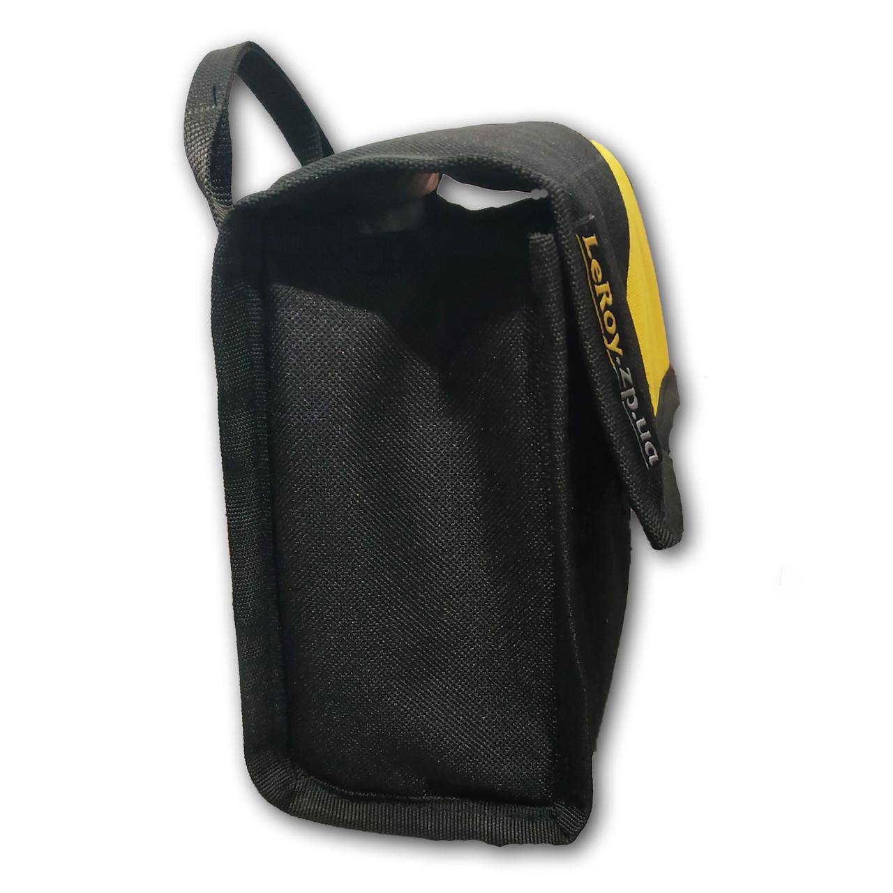 Сумка для катушки LeRoy Reel Bag Жёлто-чёрный