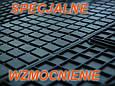 Резиновые коврики OPEL ZAFIRA A 7s 1998-  с лого, фото 7