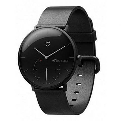 Смарт-часы Xiaomi Mijia Quartz Watch Black (UYG4016CN)