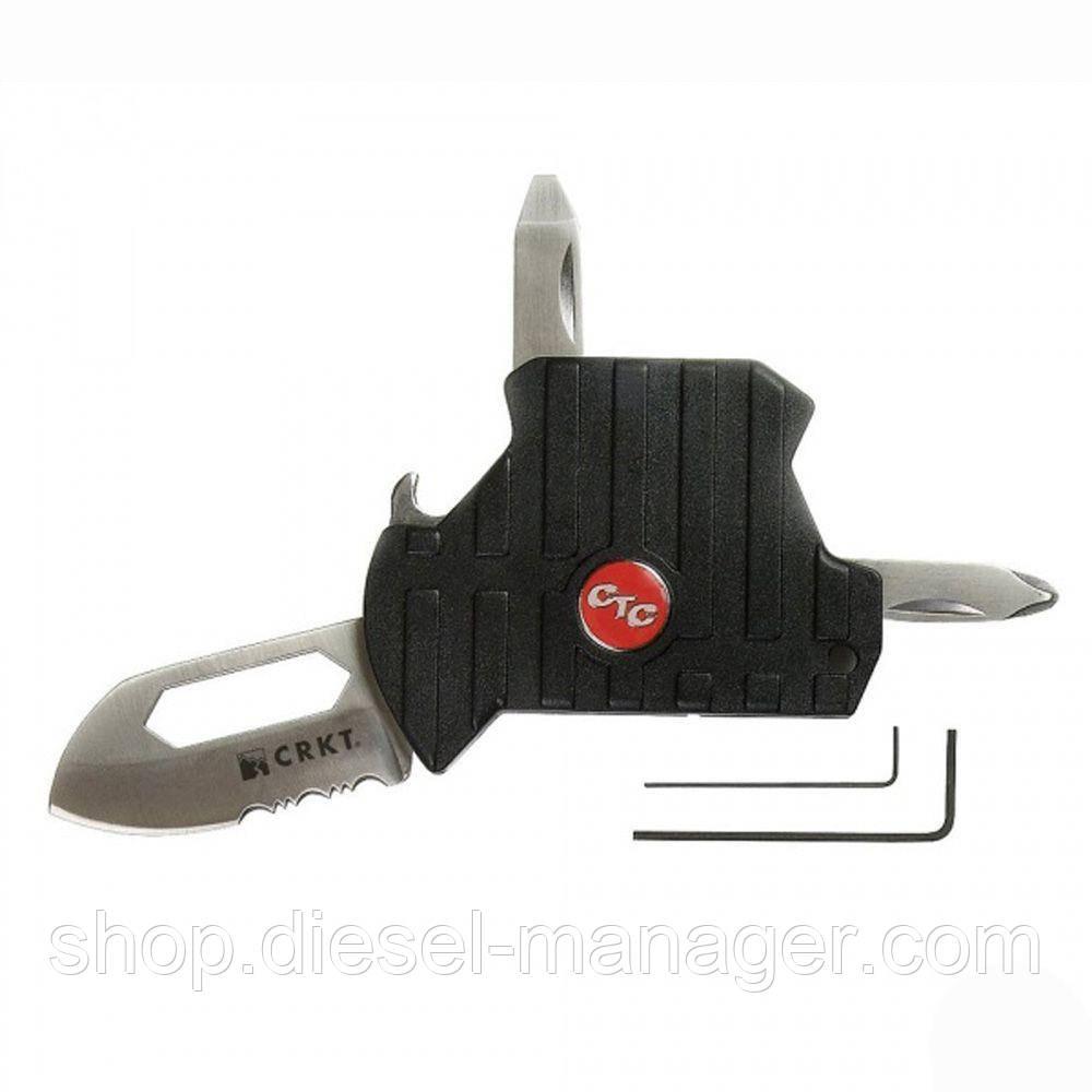 Мультитул CRKT R.B.T. CTC Range Bag Tool (3332)