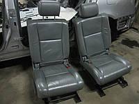 Пассажирские сиденья 2-й ряд Toyota Sequoia