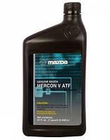 Масло трансмиссионное Mazda Mercon V ATF (0000-77-120E-05) 0,946 л.