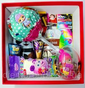 Набор подарочный для девочек
