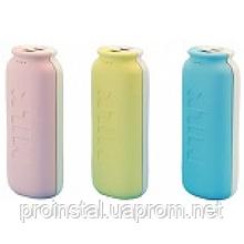 Powerbank (Polymer Battery) Remax Milk Couple RPP-28, 2xUSB, 5V, 1A, 11000mAh, Blue, Blister