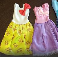 Набор 2 платья для куклы Барби