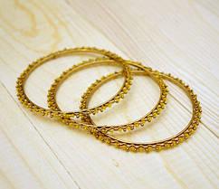 """Красивый женский браслет """"Кольцо"""""""