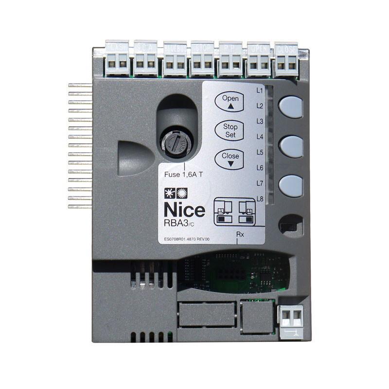 Плата / блок управления RBA3 для Nice RB 600/1000