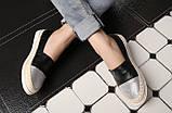 Женские экспадрильи с блестящим носком, фото 2