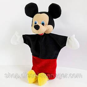 Кукольный театрKronos Toys  игрушка рукавичка Микки Маус  (zol_315)
