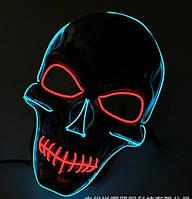 Светящиеся LED маска