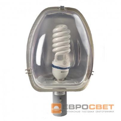 Корпус консольного светильника EVRO-HELIOS 105-E40 под лампу КЛЛ