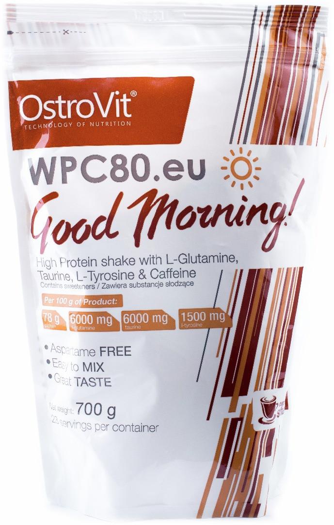 Протеин Ostrovit WPC 80 Good Morning 700g