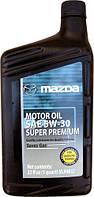 Масло моторное Mazda Super Premium 5W-30 (0000-77-5w30-QT) 0.946 л.