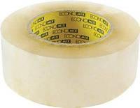 Лента клейкая упаковочная (скотч) 48*100 Economix прозрачная