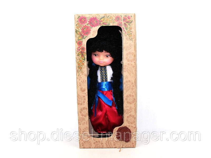 """Кукла ЧУДИСАМ """"Українець у хутряному жупанi"""" в коробке 35 см (006afa136)"""