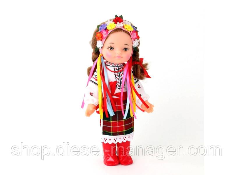 """Кукла ЧУДИСАМ """"Украинка в вышиванке"""" в коробке 35 см (006edgvs147)"""