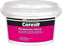 Ceresit Пигментная паста черная 02 (F1) 1 л