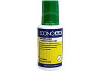 Корректирующая жидкость Economix с кисточкой, водная основа, 20 мл