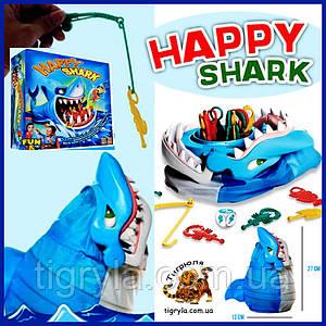 Обхитри акулу, Акуло мания - настольная игра рыбалка. Акулья охота. Happy Shark