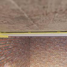 Конструкции для звукоизоляции потолка панелями ЗИПС
