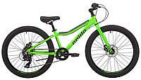 """Велосипед 24"""" Pride MARVEL 4.1 зеленый 2019, фото 1"""