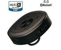 Аудио передатчик/приемник Aptx HD и Bluetooth 5.0 адаптер CSR8675 AUX 3,5 мм SK-BTI-031 High End