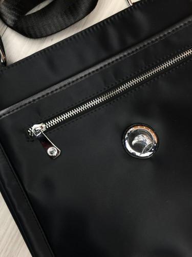 6eb13e9cc130 ... Мужская сумка-планшетка Stefano Ricci черная текстиль планшетка через плечо  унисекс Стефано Риччи реплика, ...