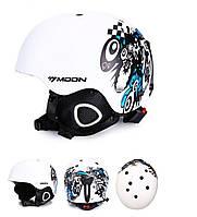 Горнолыжный шлем Moon для катания на лыжах и сноуборде