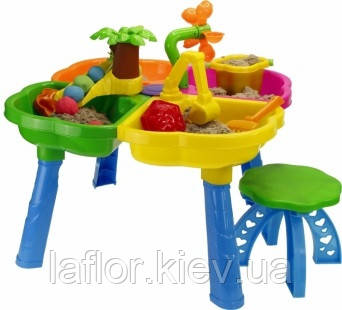 Игровой стол для песка Kinder Way