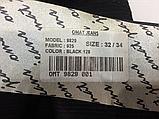 Женские джинсы OMAT 9829 клеш черные, фото 4